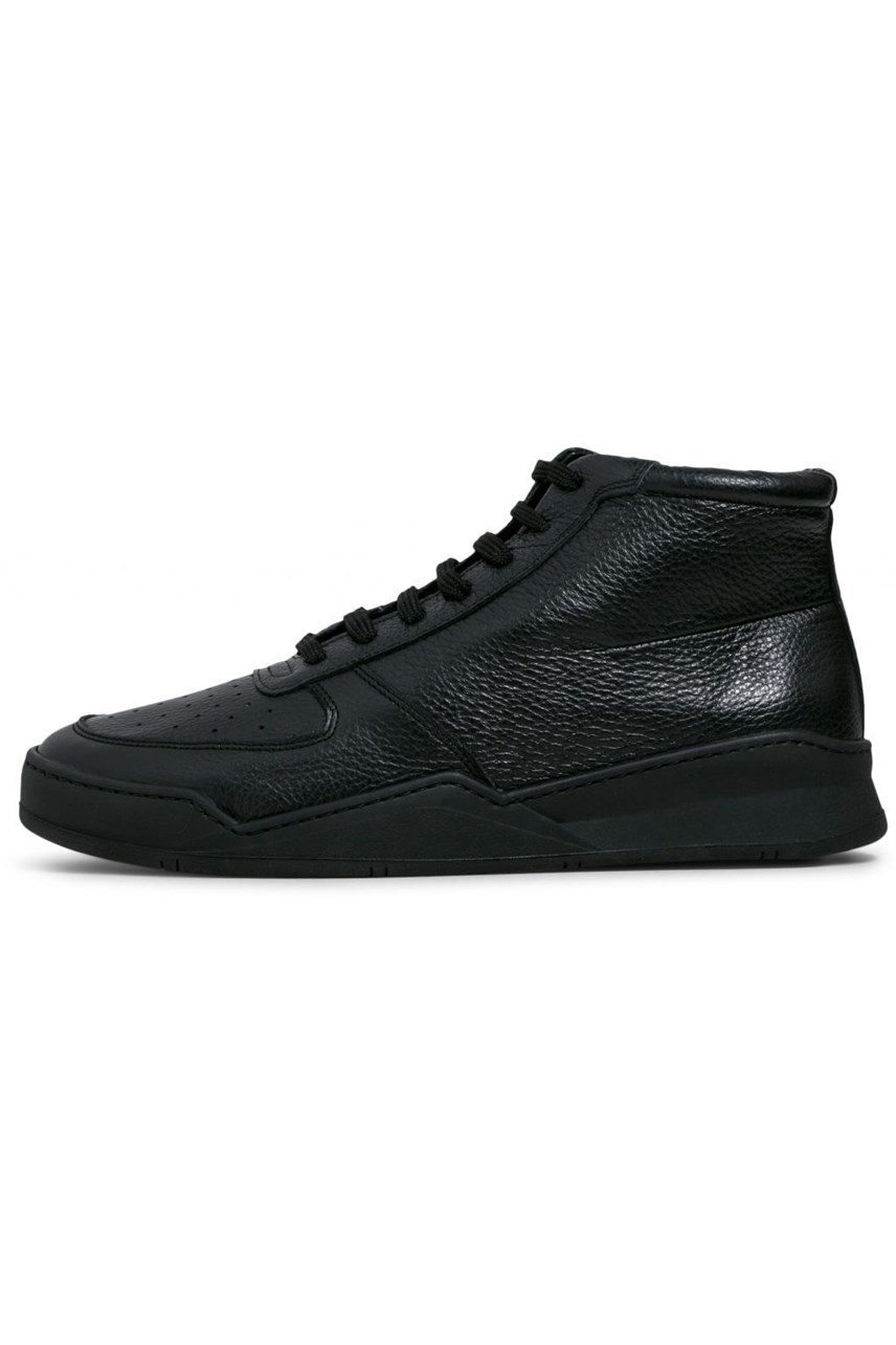 High Top Tumbled Sneaker
