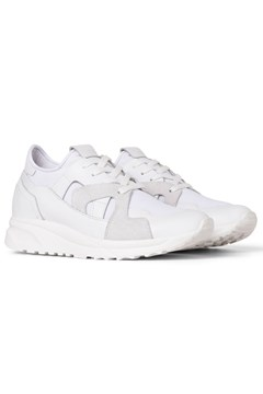 Future Leather Sneaker WHITE 1
