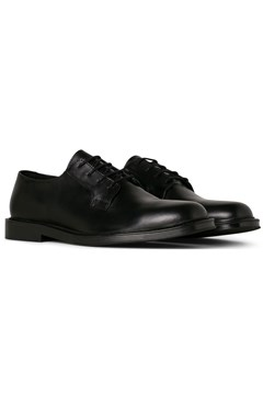 Carter Leather Shoe TOBACCO 1