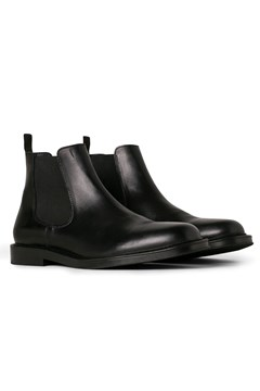 Major Leather Boot BLACK 1