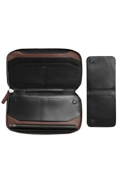 The Carry Out Wallet - black