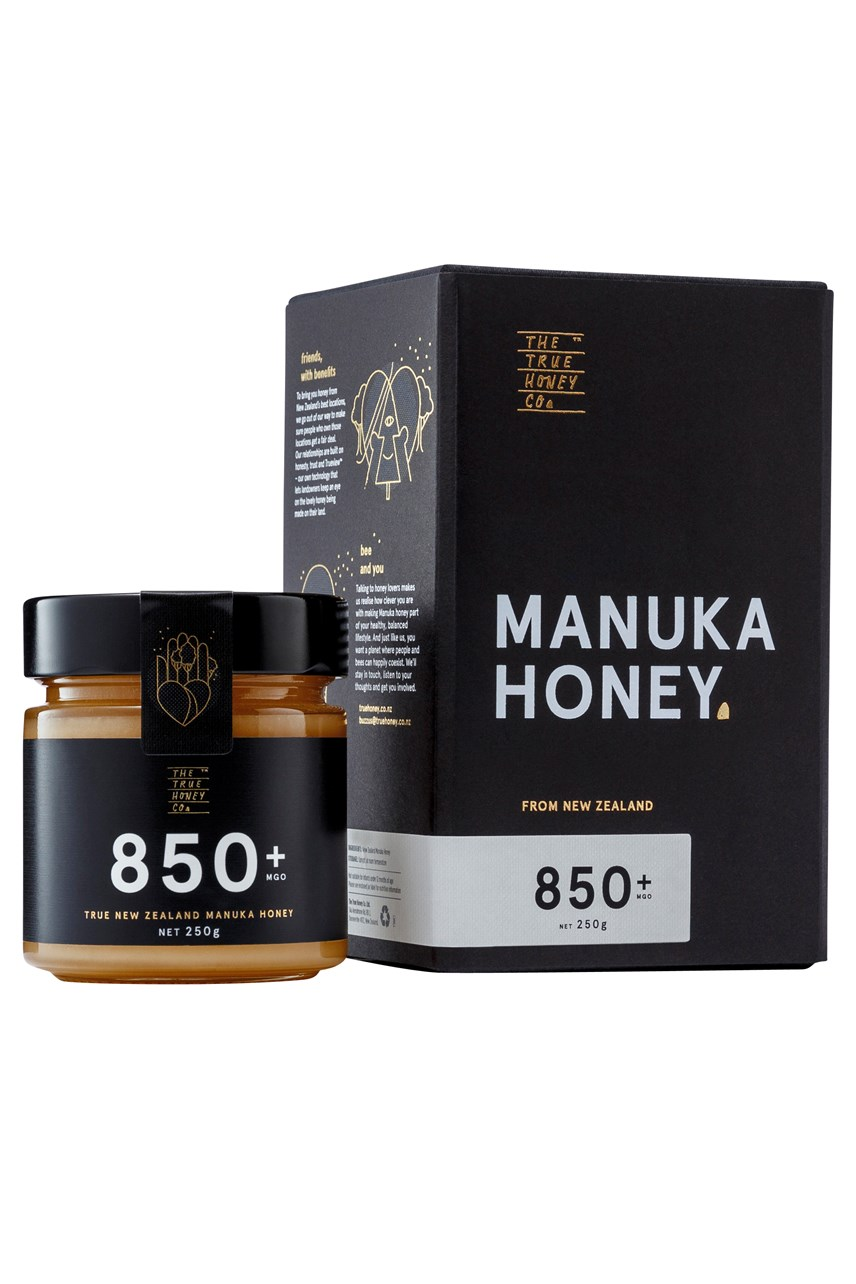 850+ MGO True Manuka Honey 250G