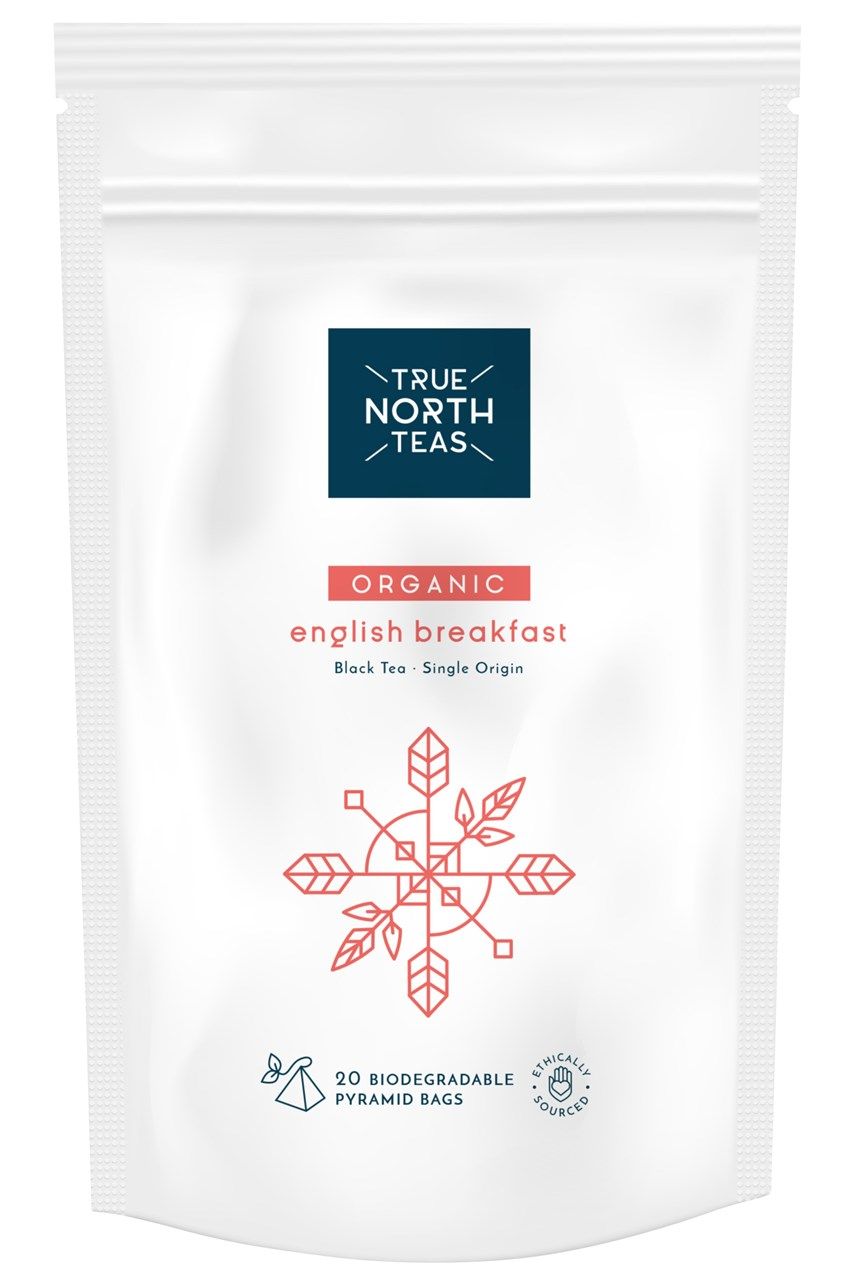 Organic English Breakfast Tea Bags x20