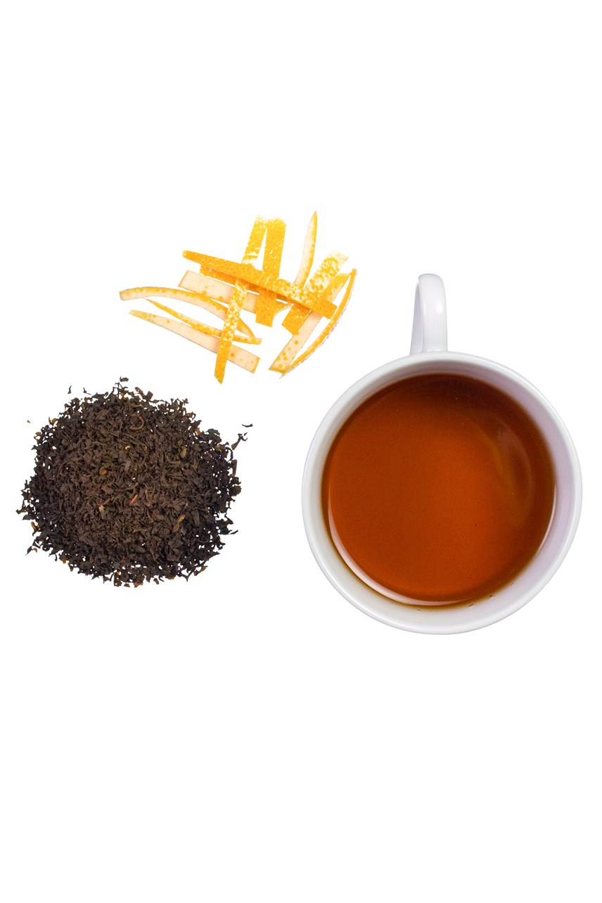 Organic Earl Grey Loose Leaf Tea