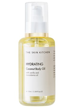Hydrating Coconut Body Oil 1