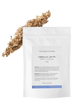 Vanilla Latte Body Scrub 1