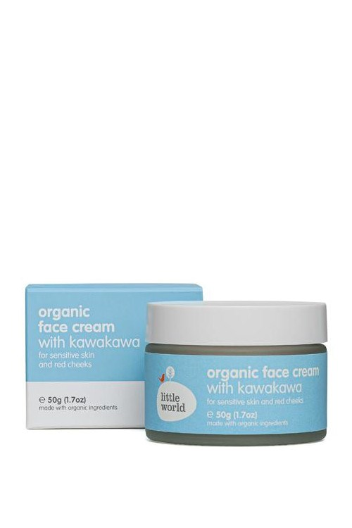 Organic Face Cream With Kawakawa