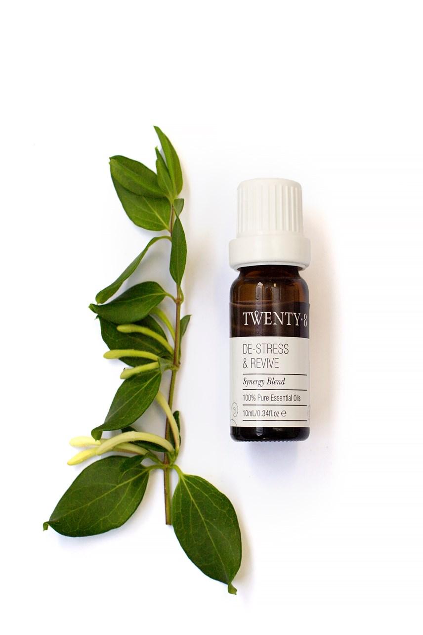 De-Stress & Revive Synergy Blend