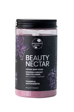 Beauty Nectar Vegan Skin Food Powder 1