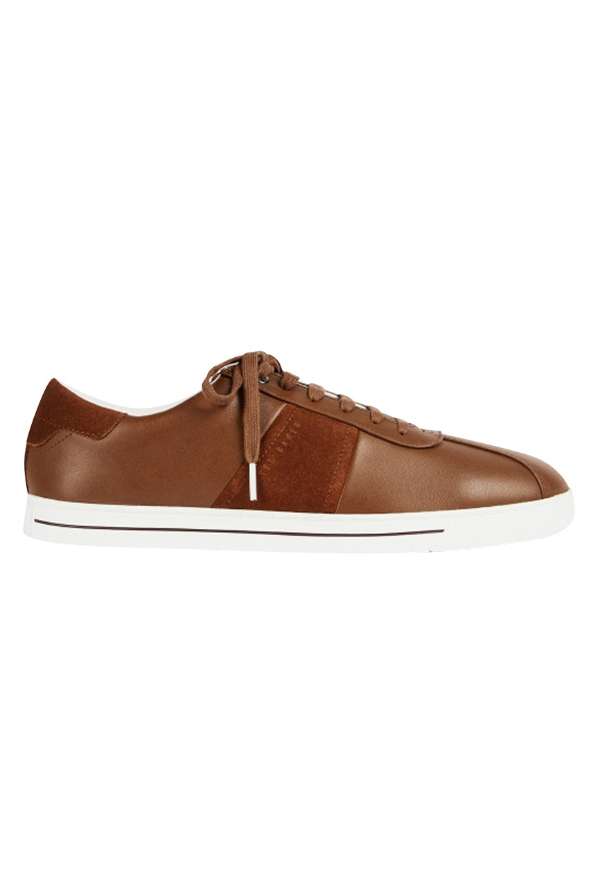 Dyarko Leather Sneaker