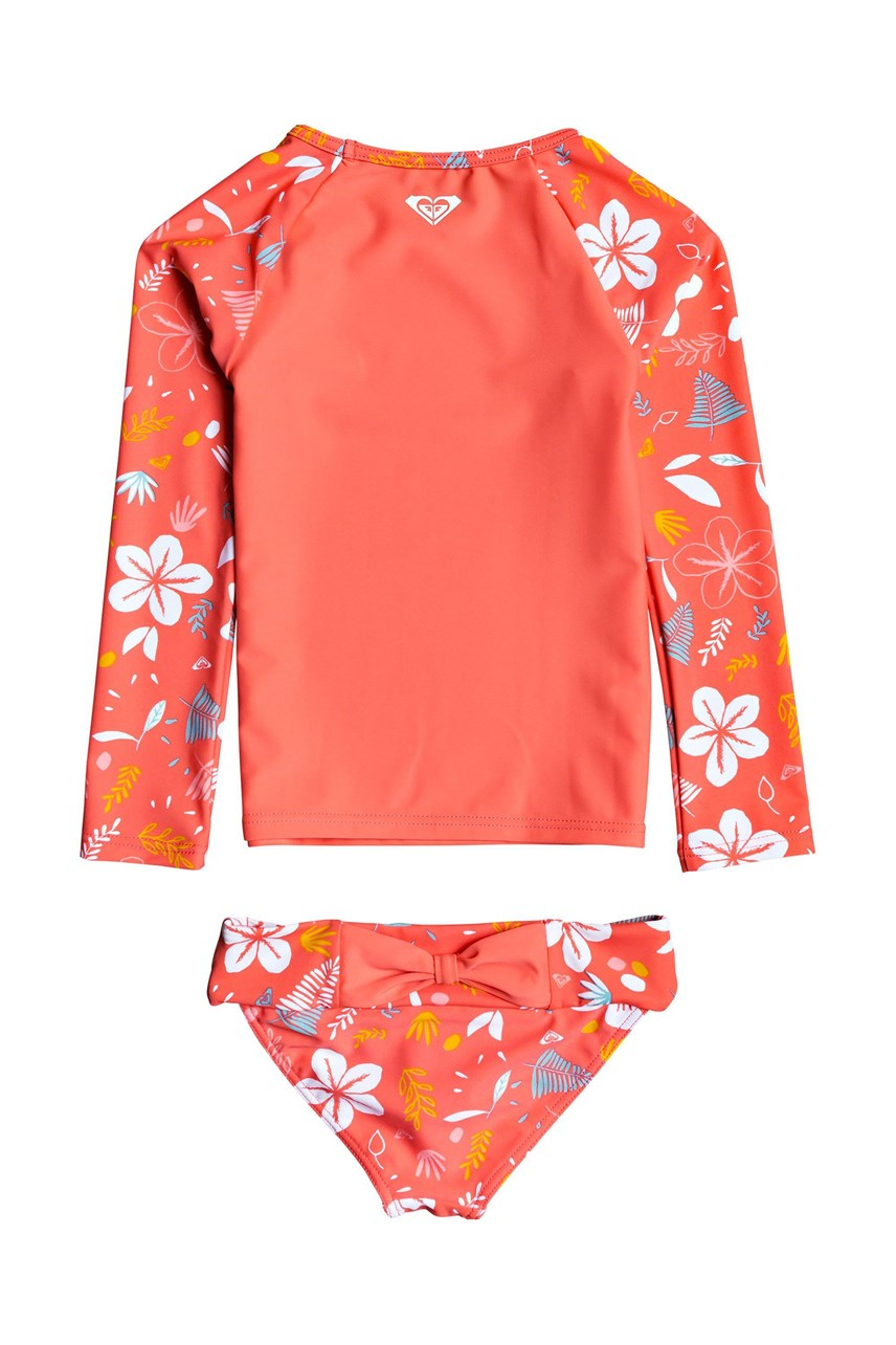 Fruity Shake Long Sleeve Swim Set