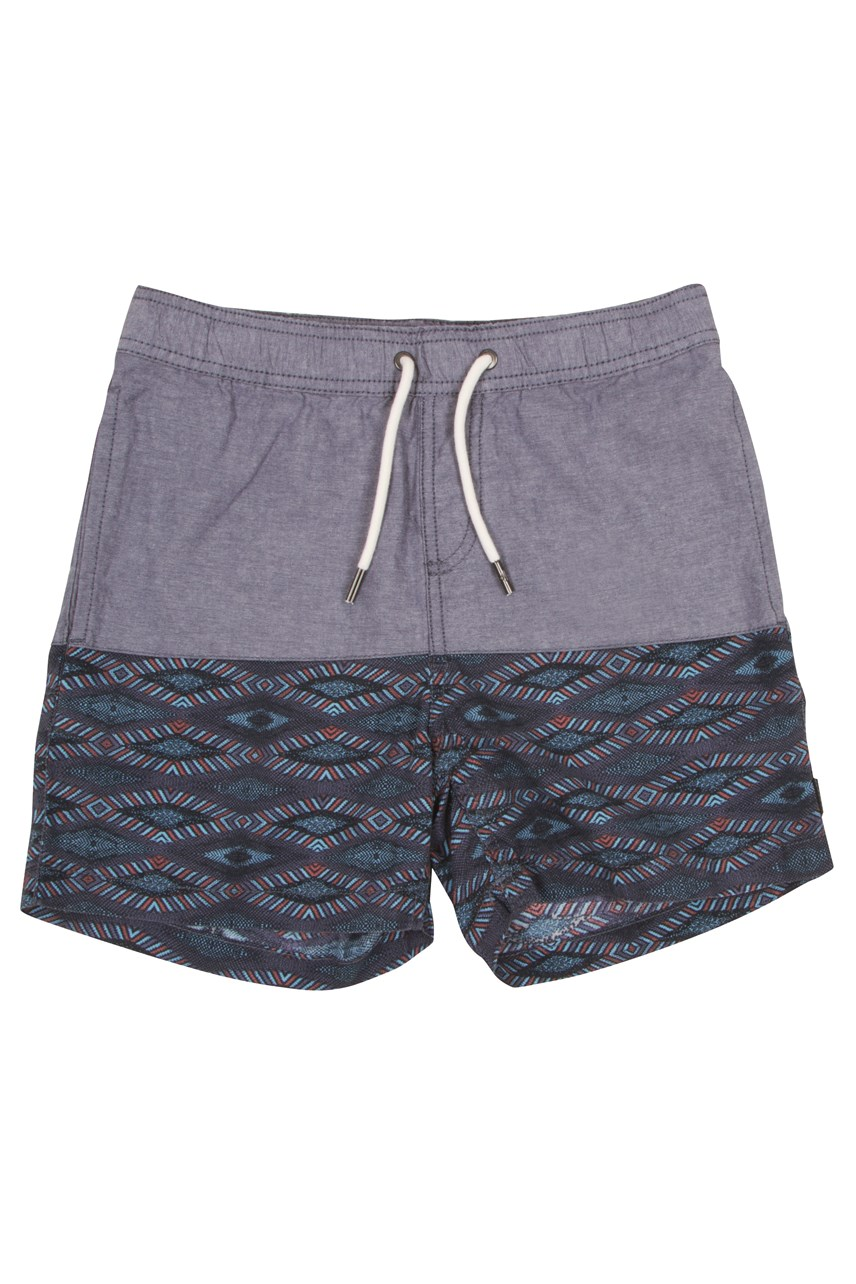 Night Shadow Boardshort