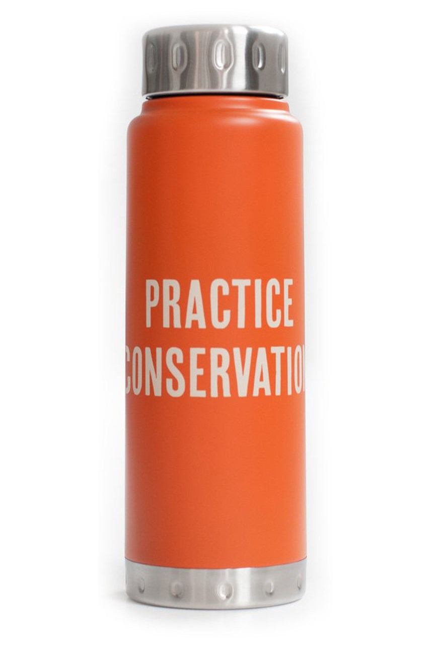 Practice Conservation Bottle