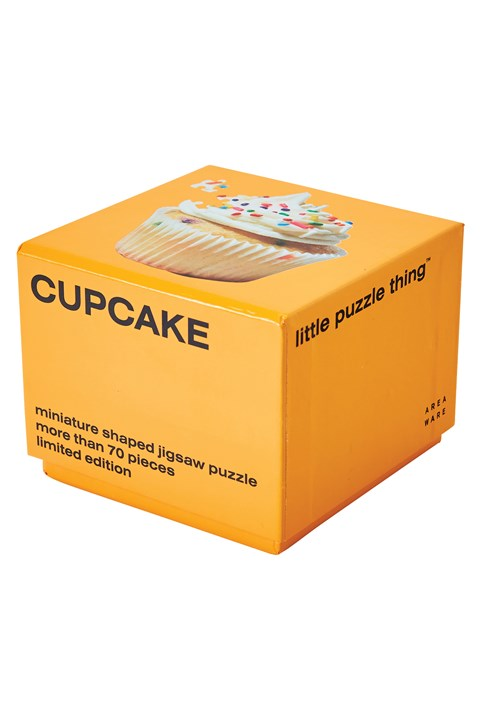 Little Puzzle Thing - Party Cupcake - cupcake