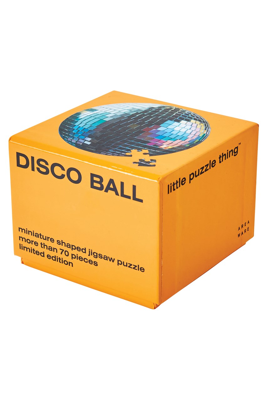 Little Puzzle Thing - Party Disco Ball