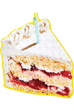 Birthday Cake Jigsaw Puzzle 1