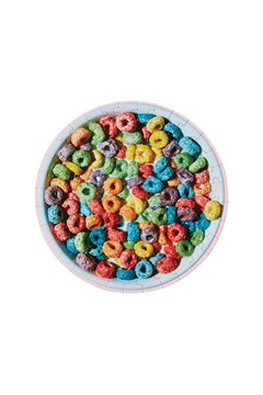 Little Puzzle Thing Munchies Cereal -