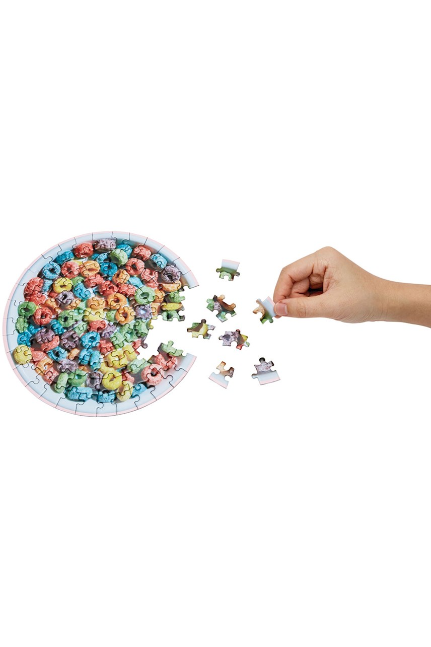 Little Puzzle Thing Munchies Cereal