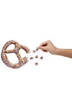 Little Puzzle Thing Munchies Soft Pretzel -