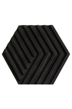 Concrete Trivet BLACK 1