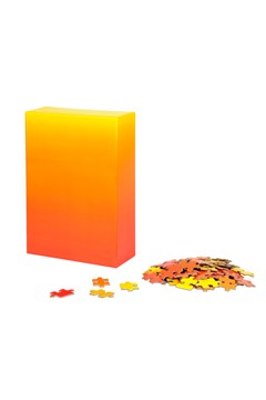 Gradient Puzzle RED YELLOW 1