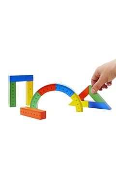 Little Architect Magnetic Building Blocks 1