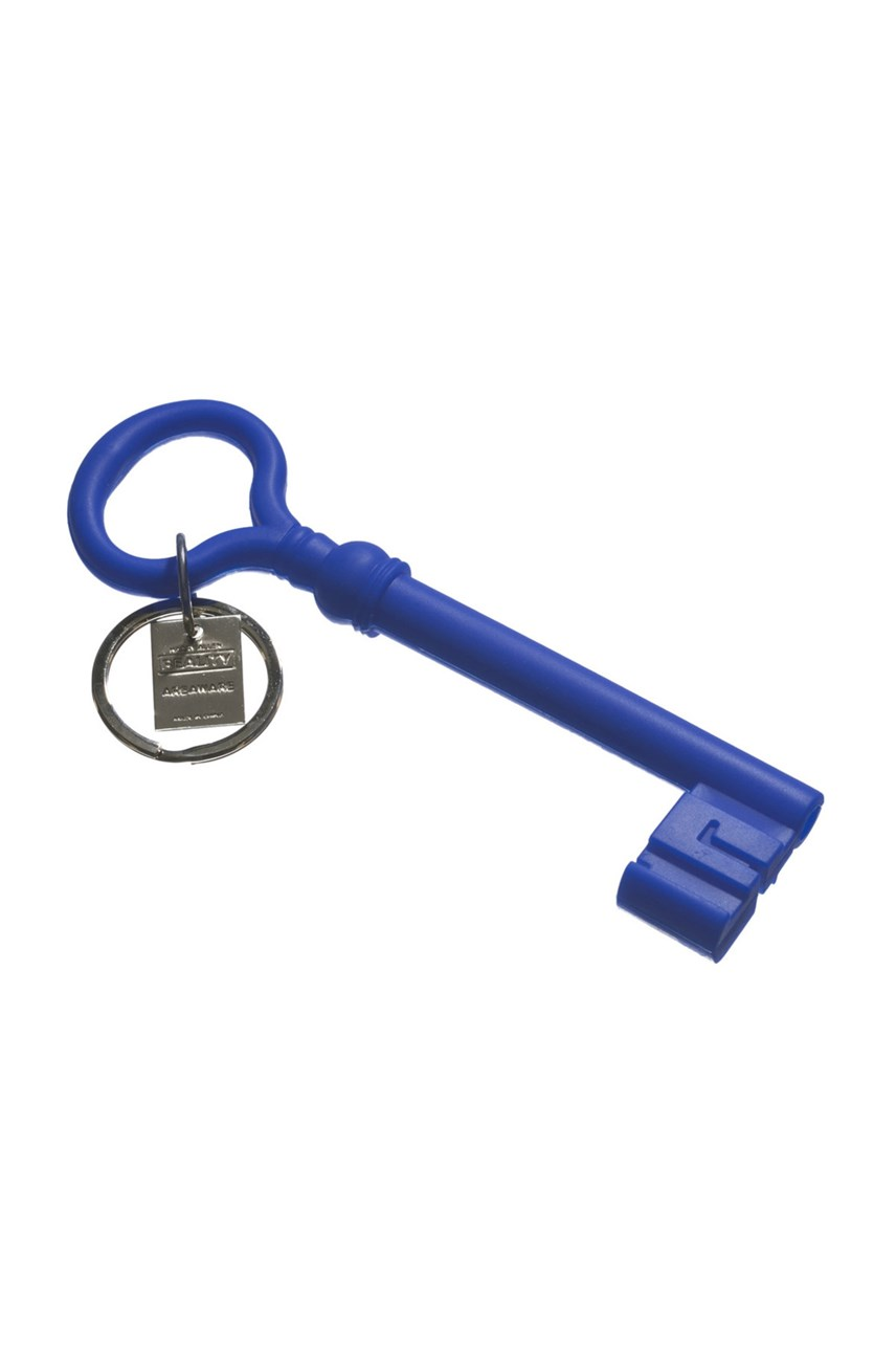 Reality Key Keychain - Blue