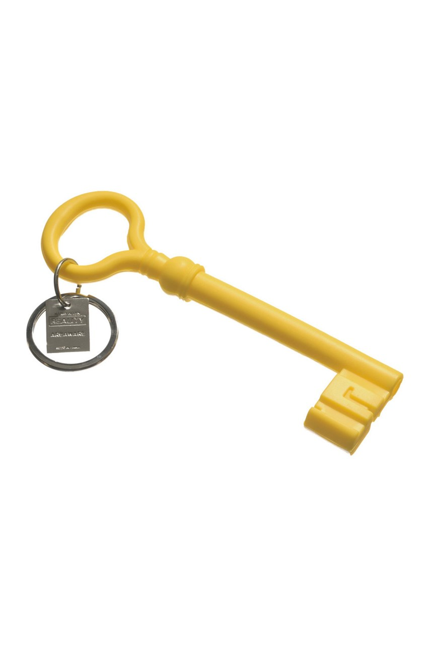 Reality Key Keychain - Yellow
