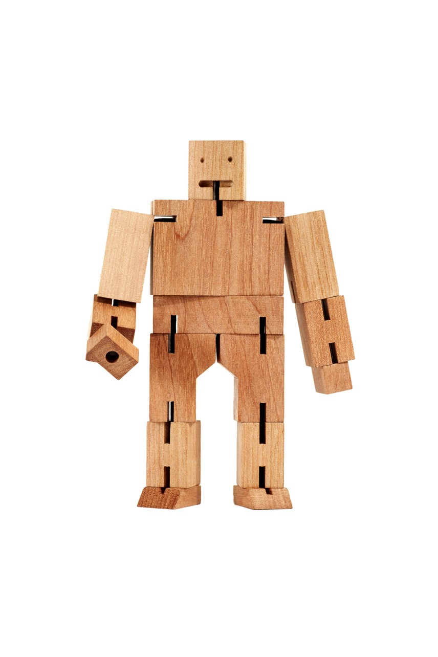 Cubebot Medium Natural