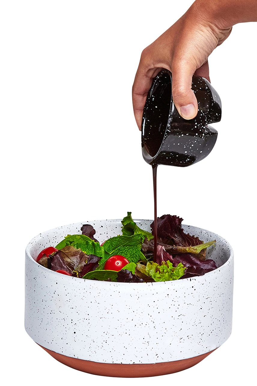 Eclipse Salad & Sauce Bowl