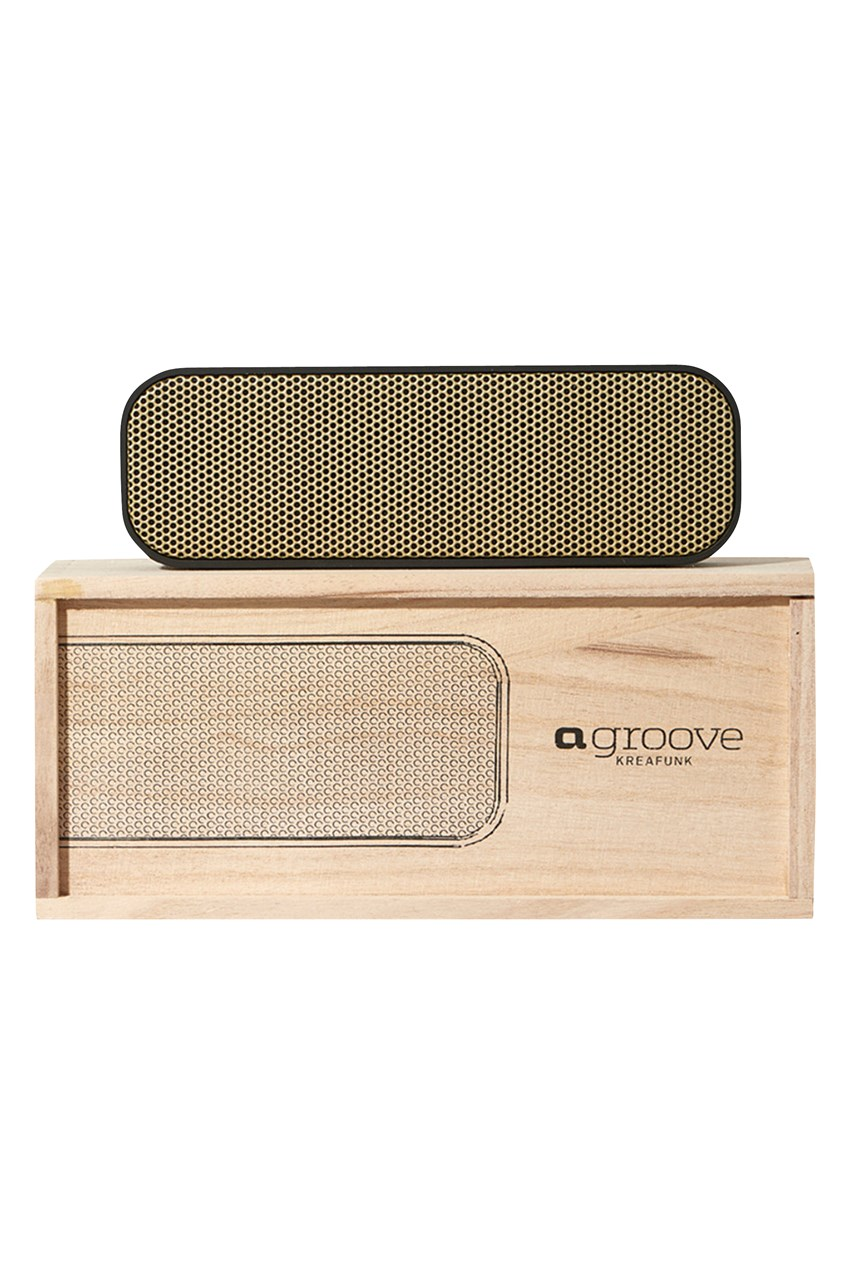 aGroove Wireless Speaker - Black