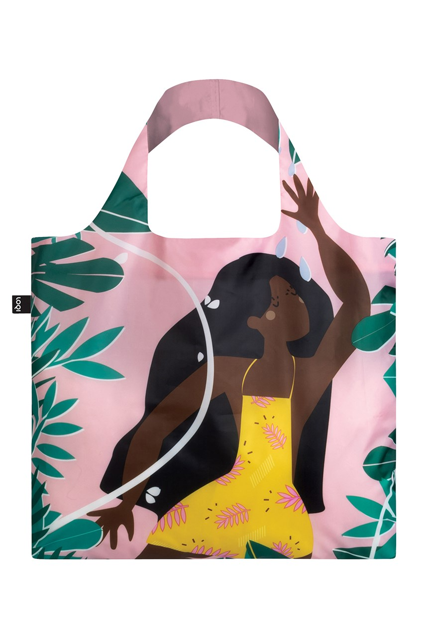 Reusable Shopping Bag - Jungle Fairy
