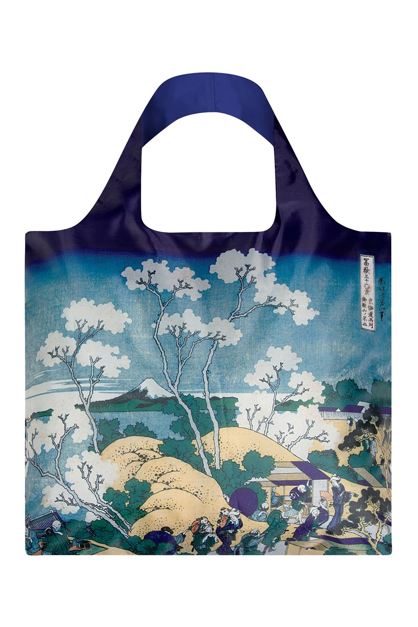 Reusable Shopping Bag - Fuji