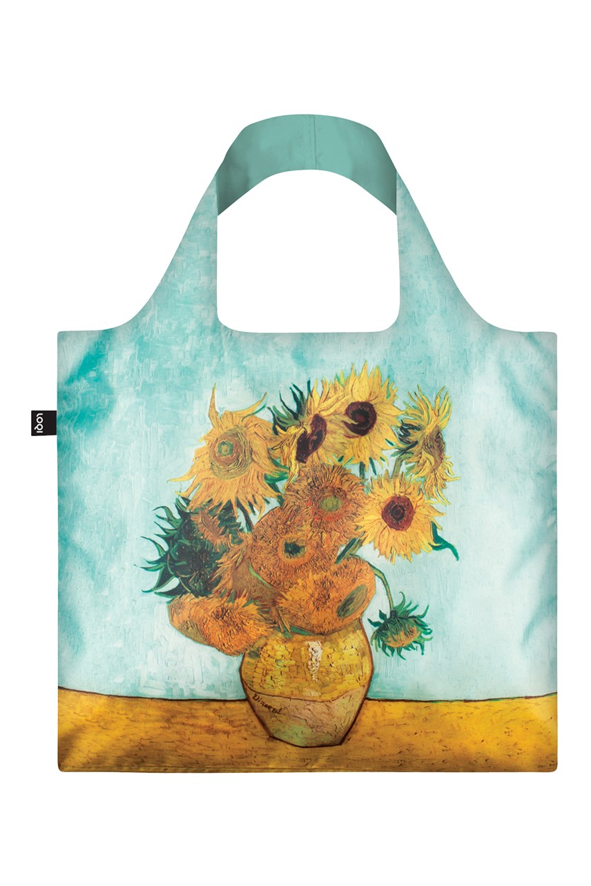 Reusable Shopping Bag - Sunflowers