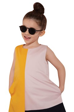 Sun Junior Collection D Sunglasses - black