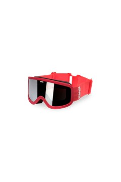 Sun Snow Pink Snow Goggles - Large PINK 1