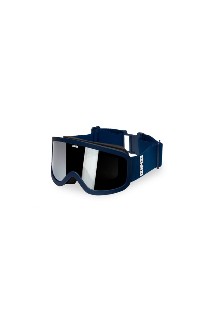 Sun Snow Blue Snow Goggles - Small