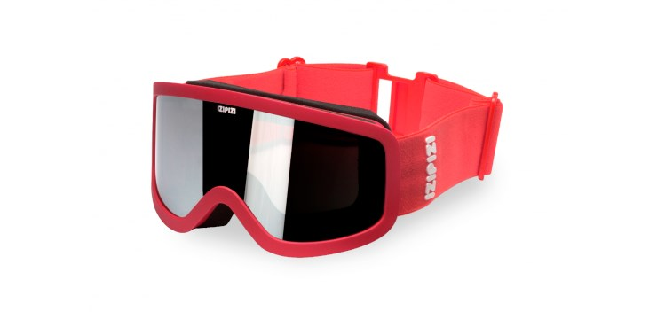 Sun Snow Pink Snow Goggles - Small