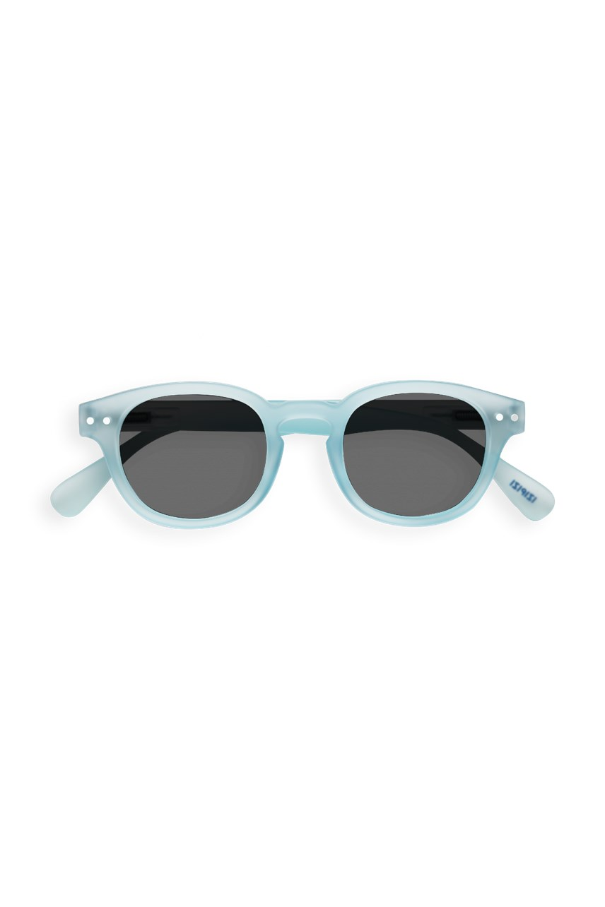 Sun Junior #C Light Azure Sunglasses