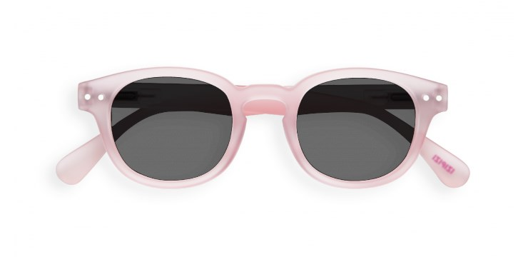 Sun Junior #C Pink Halo Sunglasses