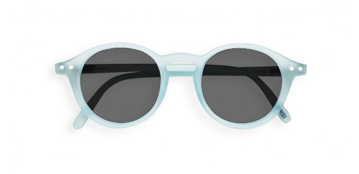 Sun Junior #D Light Azure Sunglasses