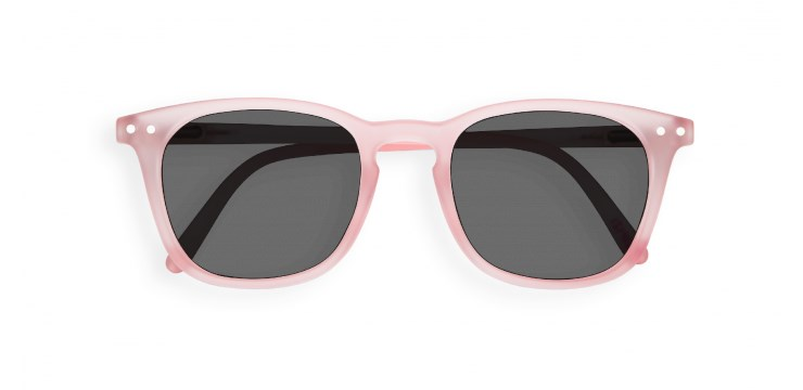 Sun Junior #E Pink Halo Sunglasses
