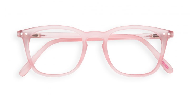 Screen #E Pink Halo Screen Glasses