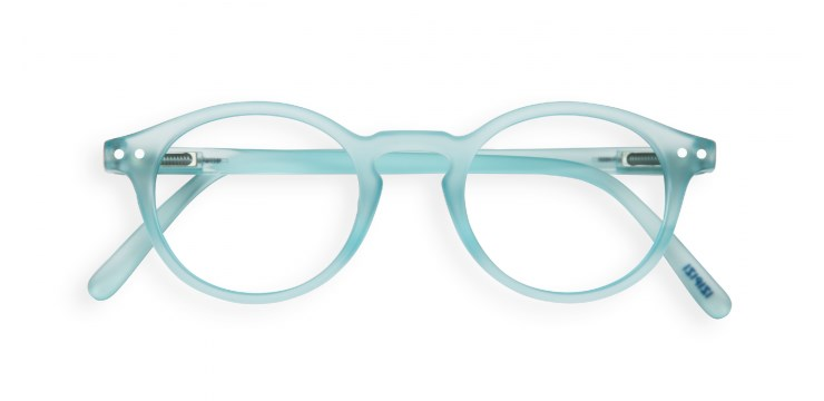 Screen #H Light Azure Screen Glasses