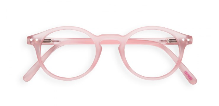 Screen #H Pink Halo Screen Glasses