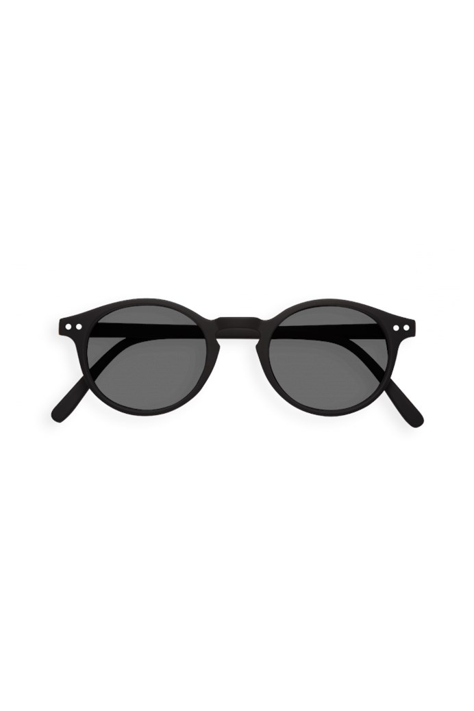 Sun #H Black Sunglasses