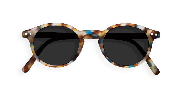 Sun #H Blue Tortoise Sunglasses