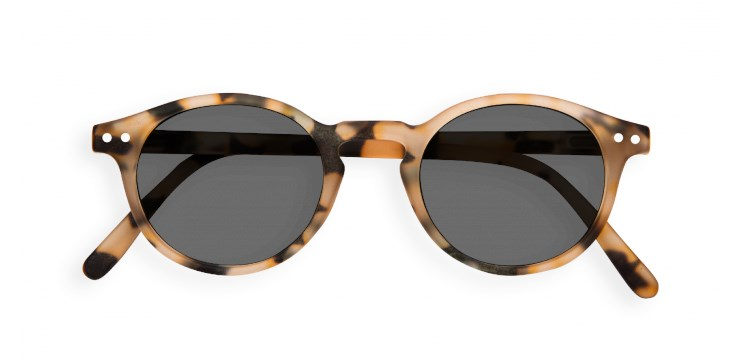 Sun #H Light Tortoise Sunglasses