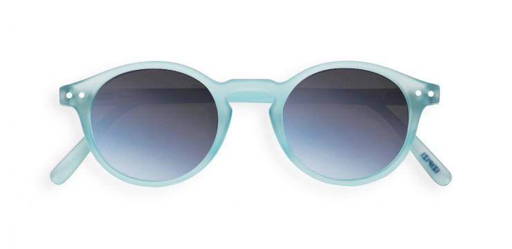 Sun #H Light Azure Sunglasses