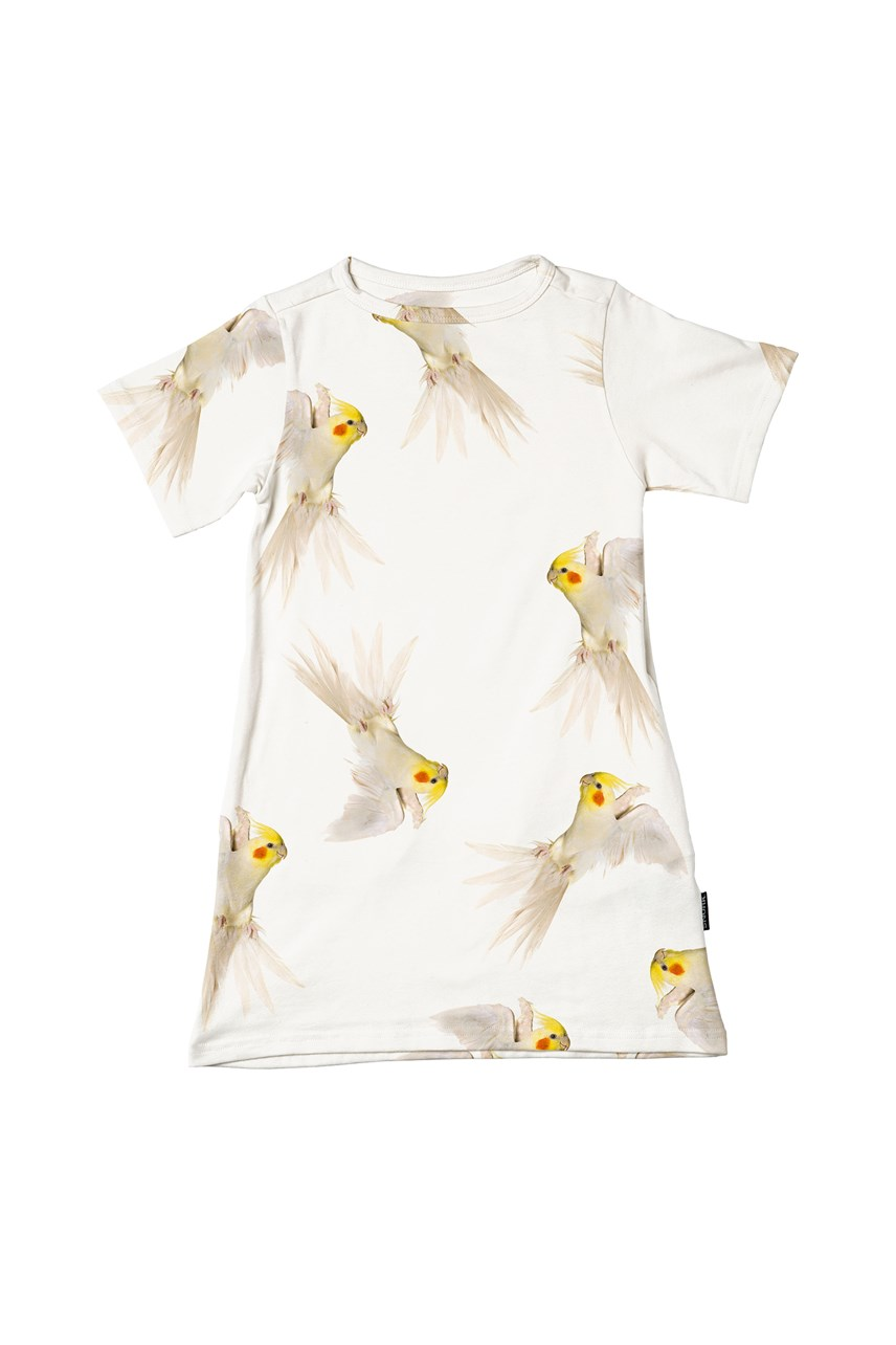 Pepe Bird T-Shirt Dress